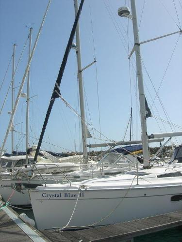 Legend 36 - Crystal Blue II