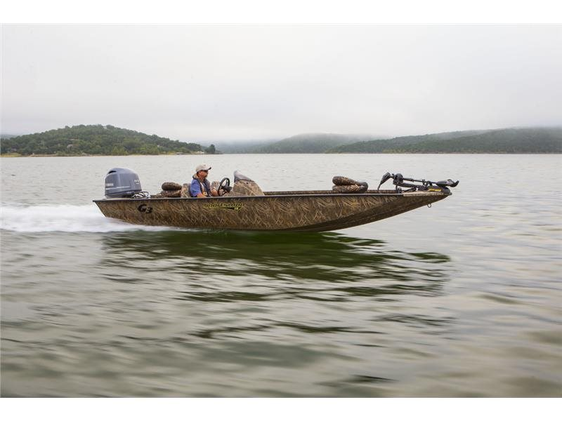 G3 Boats Sportsman 19 Camo