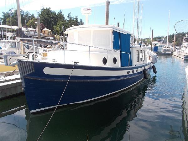Nordic Trawler  1996 Nordic Tug 32'