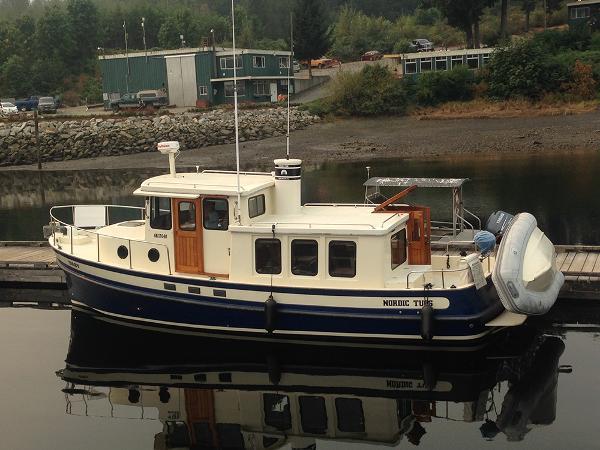 Nordic Tugs Trawler 32' Nordic Tug 1996