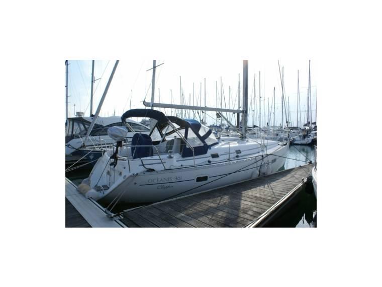 Beneteau BENETEAU OCEANIS 361 CLIPPER EB44545