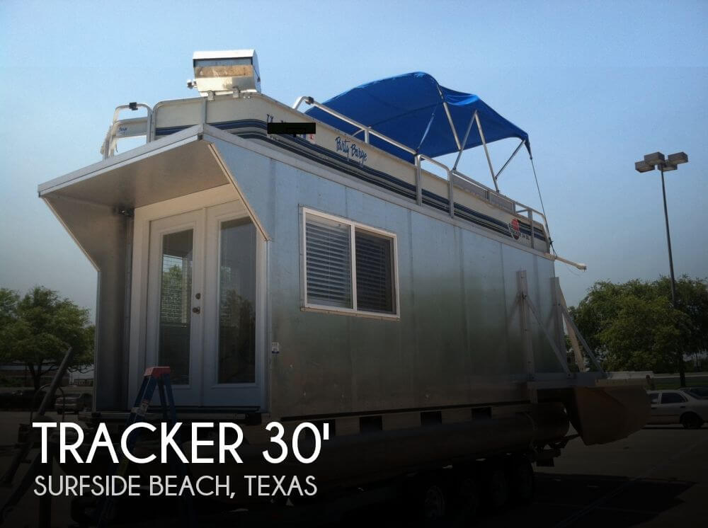 Tracker 24 Custom Houseboat 1992 Tracker 24 Custom Houseboat for sale in Surfside Beach, TX