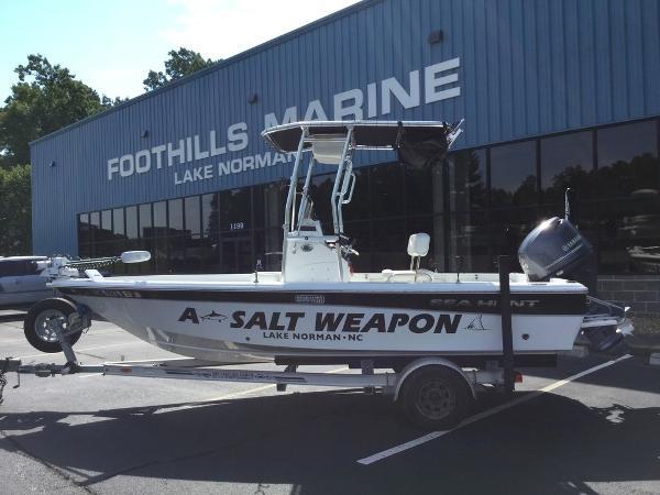 Sea Hunt X19