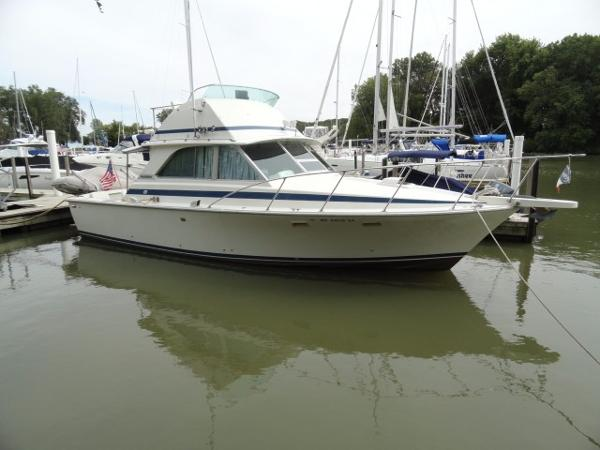 Bertram 35 Convertible