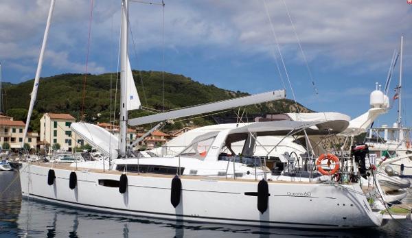 Beneteau Oceanis 60 Schermata 2017-11-08 alle 11.56.45