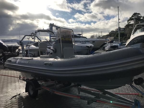 Highfield 460 ocean master