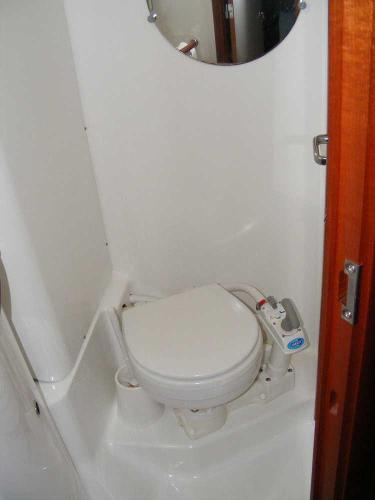 Marine wc