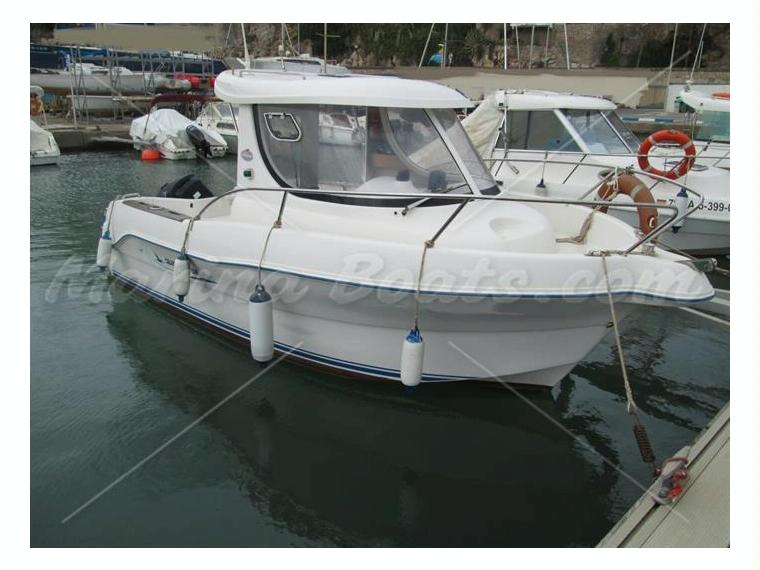 Delphia Yachts S.A. Quicksilver 580
