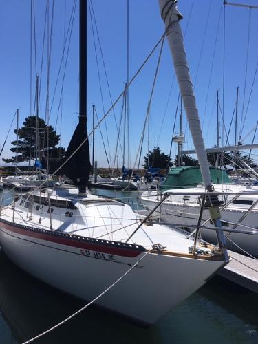 Islander Yachts 36 Starboard Hull