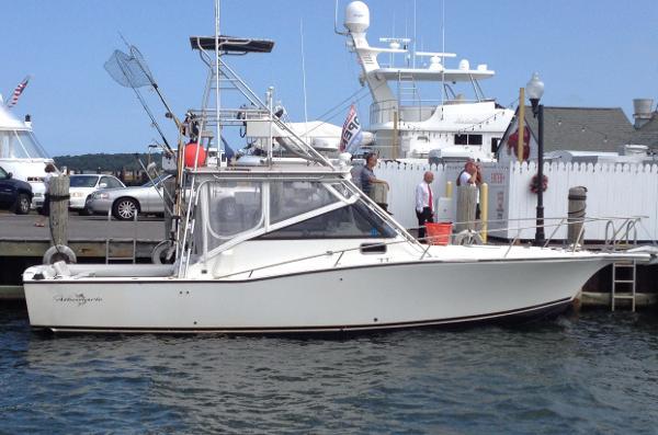 Albemarle 320 Express Fisherman (DIESEL)