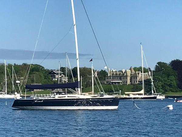 Reichel/Pugh 44 Starboard view