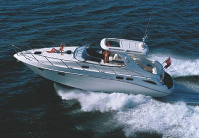 Sealine S43 Sports Cruiser Manufacturer Provided Image