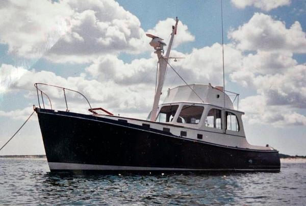 Downeast 42'