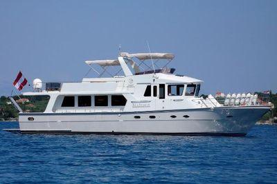 Hershine Pilothouse Trawler 61 Hershine Pilothouse Trawler 61 exterior