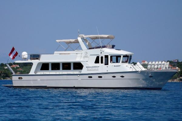 Hershine Pilothouse Trawler 61 Hershine Pilothouse Trawler 61 exterior