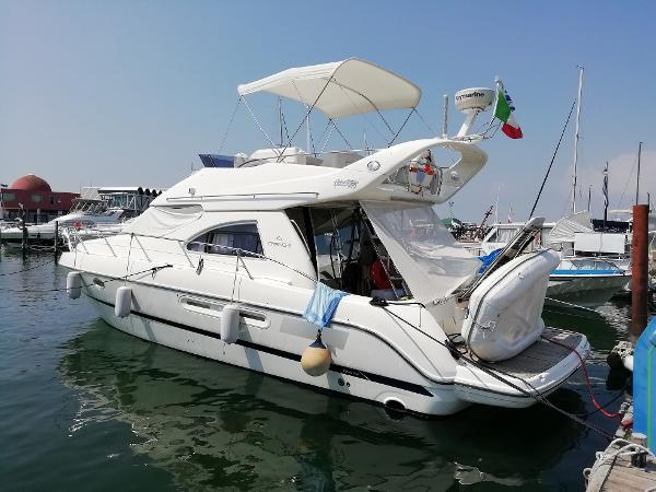 Cranchi Atlantique 40 ESTERNA LATO SX