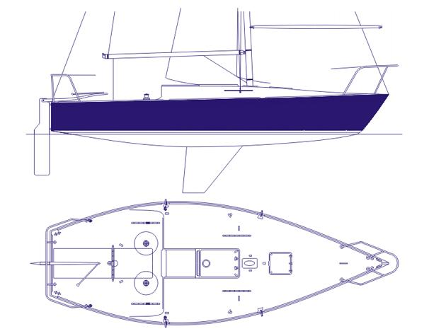J Boats J/24 Manufacturer Provided Image