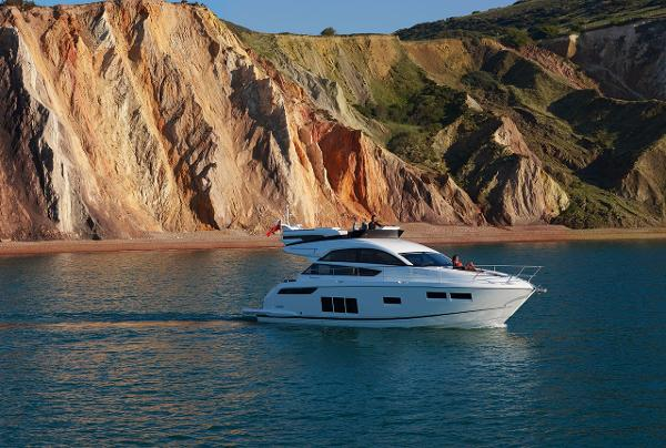 Fairline Squadron 48 Manufacturer Provided Image