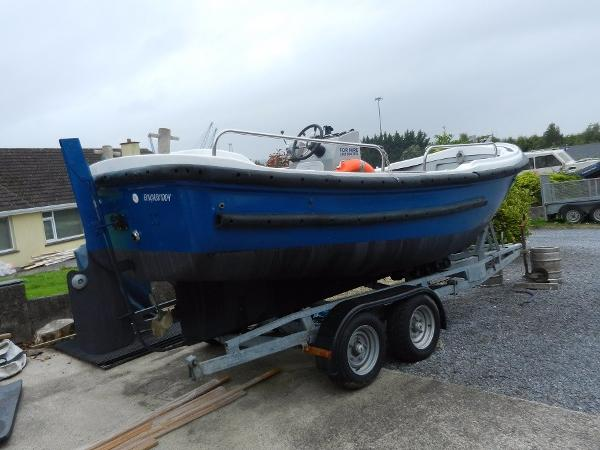 """Cheverton ex.Work Boat """"Harbour Ranger"""""""
