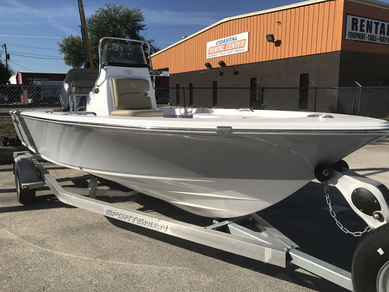 Sportsman Boats 207 MASTERS