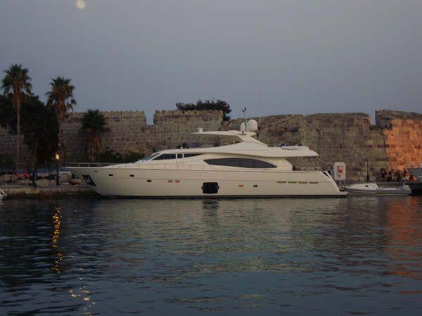 Ferretti Yachts 881 Ferretti 881
