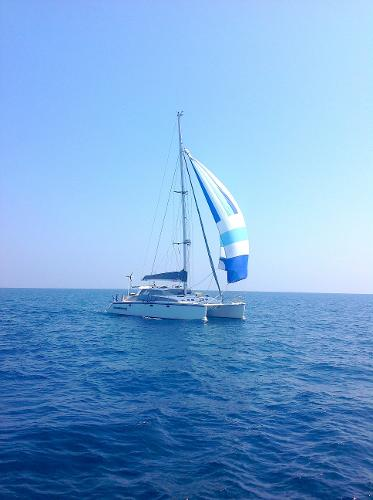 Perry Catamaran 43 Perry Catamaran 43