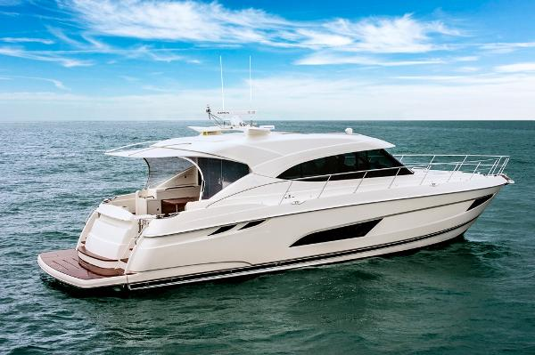 Riviera 5400 Sport Yacht Manufacturer Provided Image