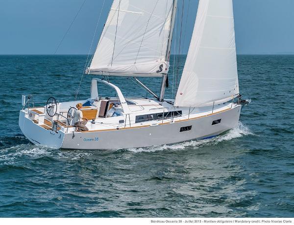 Beneteau America Oceanis 38