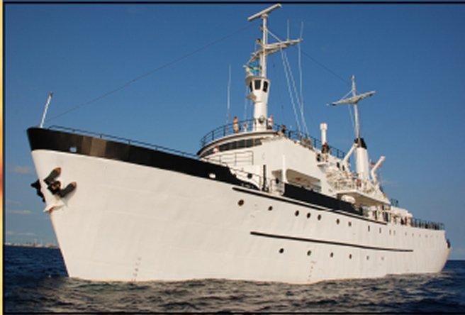 Custom Research Vessel