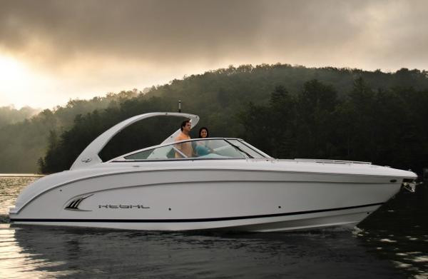 Regal 3200 Bowrider with 300 HP Manufacturer Provided Image