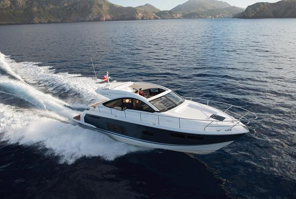 Fairline Targa 48 Open Manufacturer Provided Image: Fairline Targa 48 Open