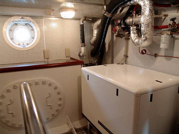 Engine Room Starboard Aft
