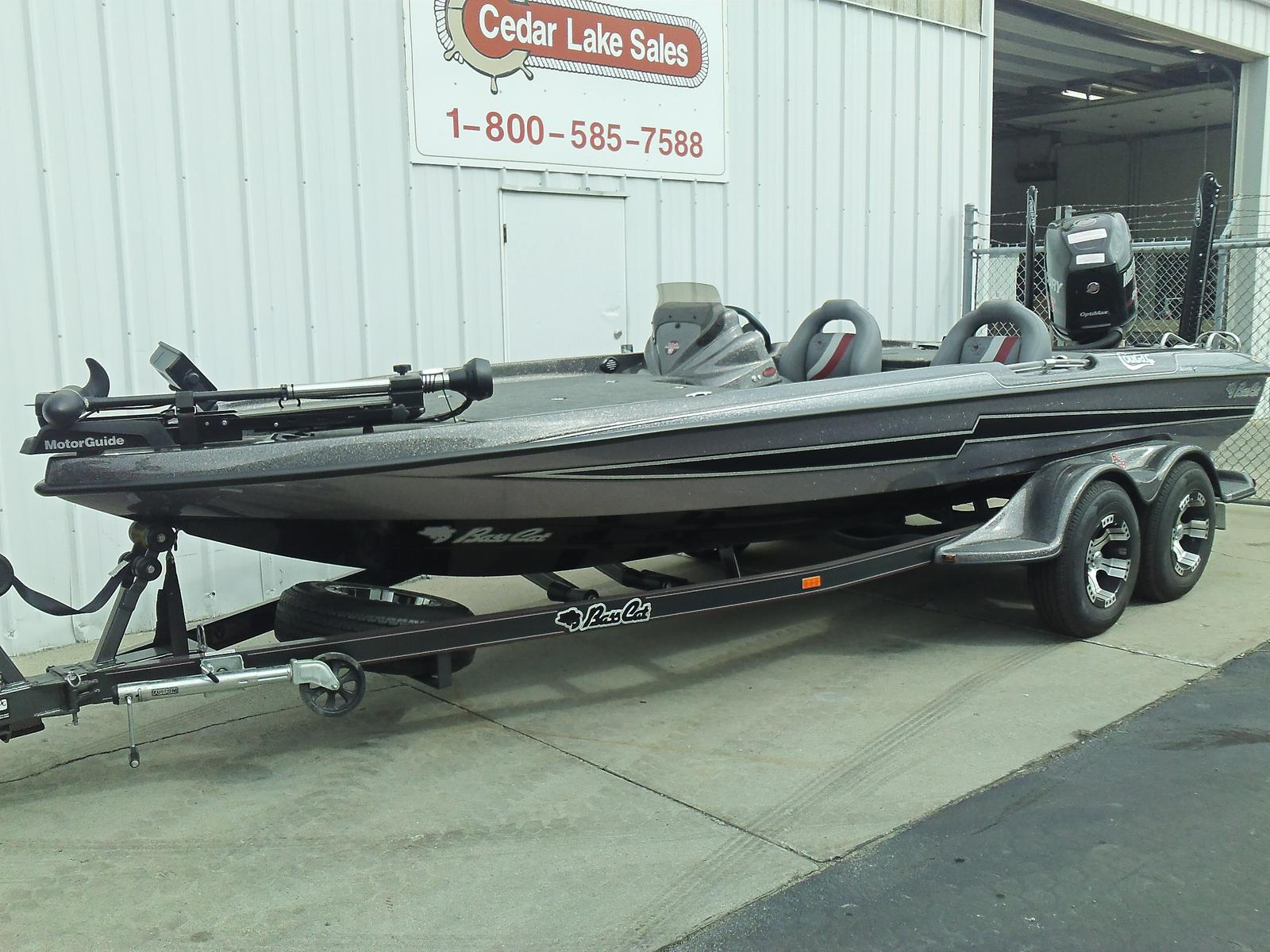 Bass Cat Boats COUGAR ADV SP
