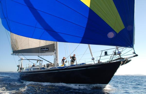 Baltic 64-005 semi custom Sailing