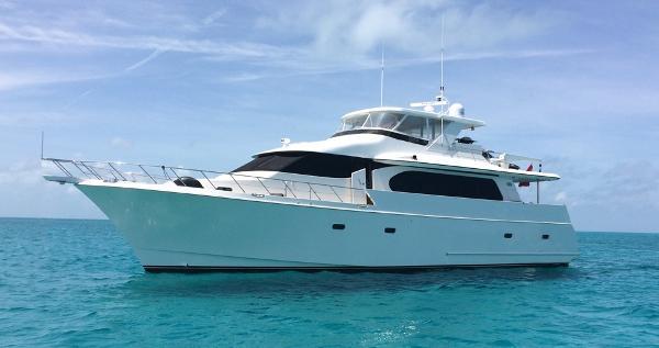 Symbol Yachts Flushdeck MY Profile