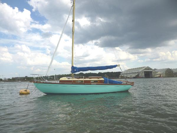 Folkboat 25 (available)