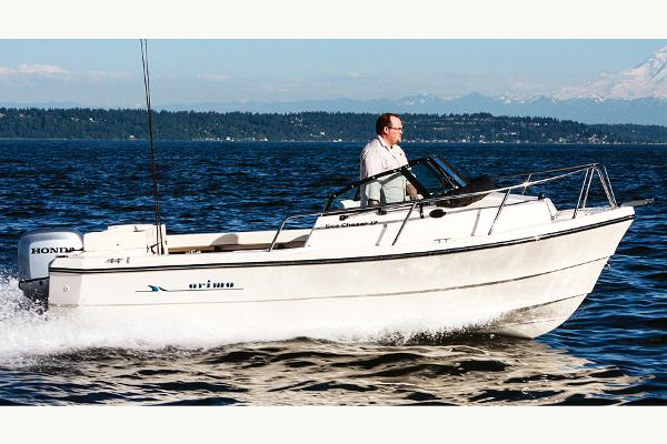Arima Sea Chaser 17