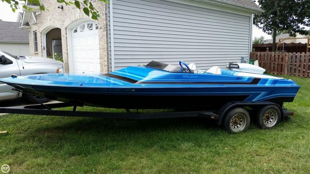 Ultra Boats 21 1994 Ultra 21 for sale in Pacific, MO