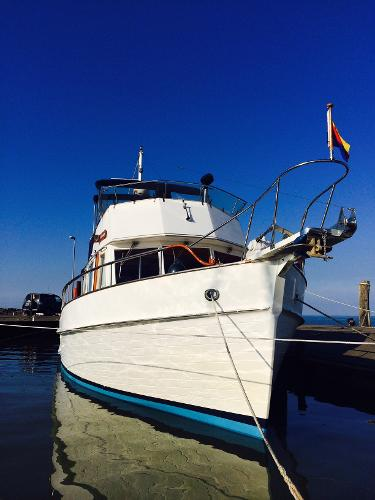 American Marine GRAND BANKS 42 CLASSIC Grand Banks 42 1