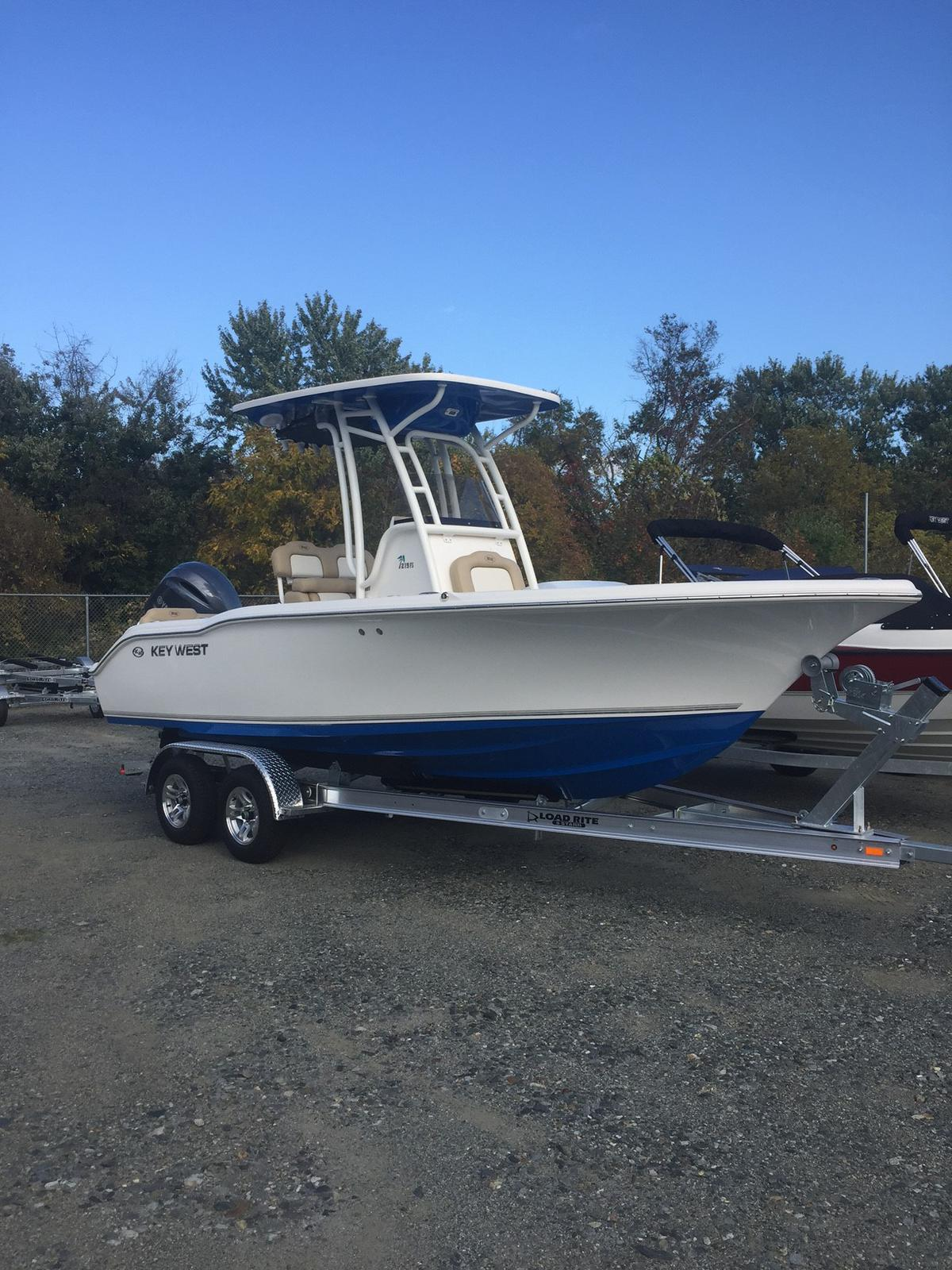 Key West Boats, Inc 219FS