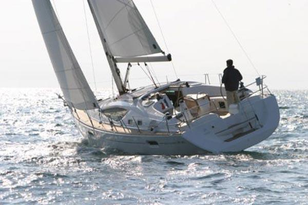Jeanneau America Sun Odyssey 39 DS Manufacturer Provided Image