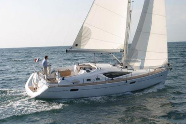 Jeanneau Sun Odyssey  39 DS Manufacturer Provided Image