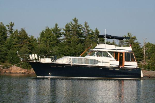 Chris-Craft 48 Roamer 1967 Chris Craft 48 Roamer