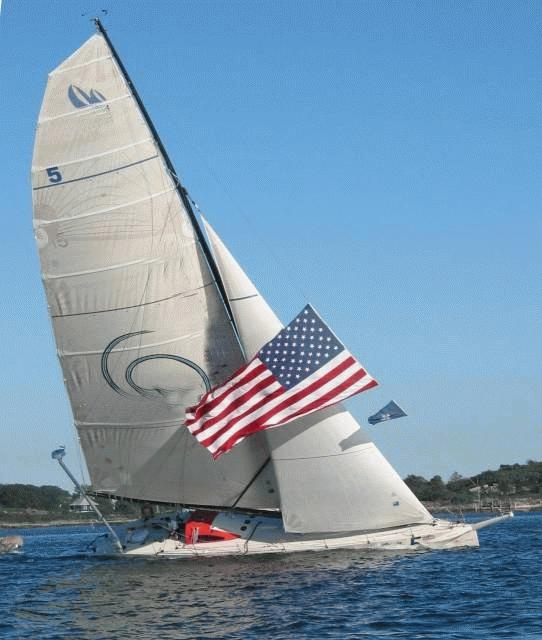 Custom Proven Racing Sailboat