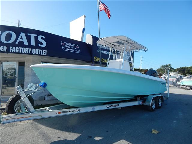 Contender Sport Fishing Boat 24 Sport Fish