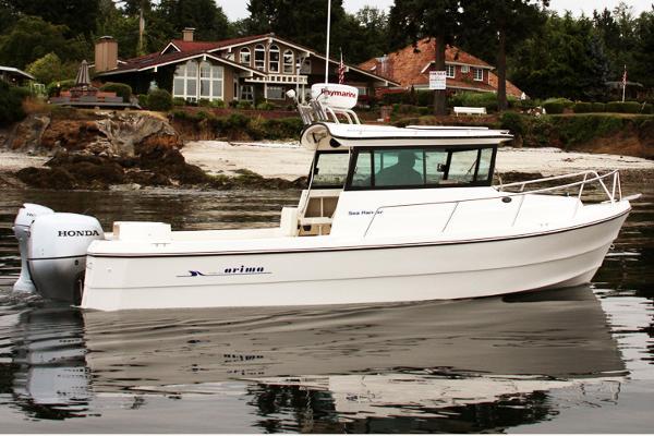 Arima Sea Ranger 21 Hardtop