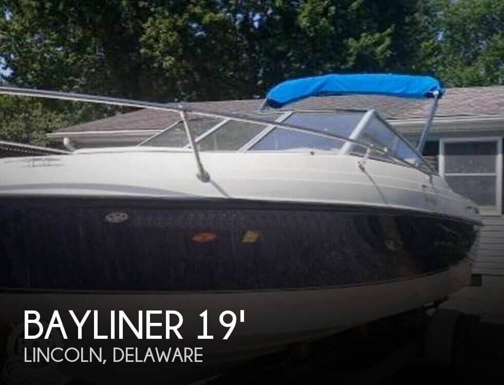 Bayliner 192 Discovery 2007 Bayliner 192 Discovery for sale in Lincoln, DE