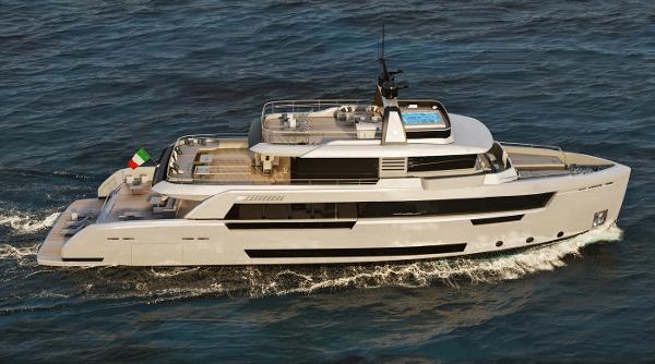 Ocean King Ducale 108 Manufacturer Provided Image