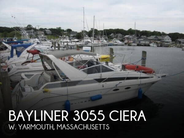 Bayliner 3055 Ciera 1994 Bayliner 3055 Ciera for sale in W. Yarmouth, MA