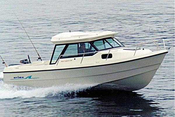 Arima Sea Legend 22 Hardtop